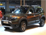 Renault Duster Adventure Edition на выставке
