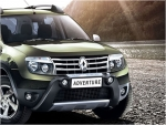 Renault Duster Adventure Edition bamper