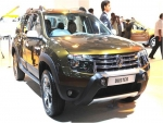 Renault Duster Adventure Edition капот