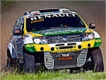 Renault Duster Dakar Rally 2015