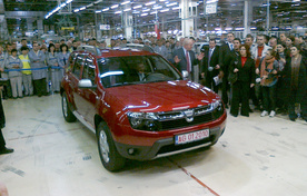 Renault Duster (Рено Дастер) купил президент