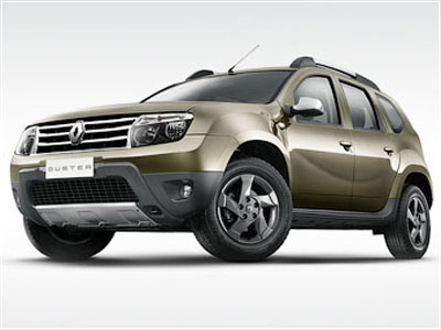 Dacia Duster Delsey Limited Edition