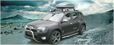 Dacia Duster Darkster до 35 000 евро