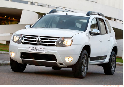 Renault Duster Road Tech