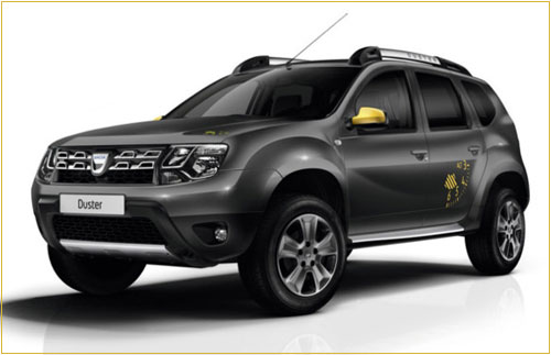 Renault Duster Air