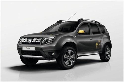 Renault Duster Blackstorm